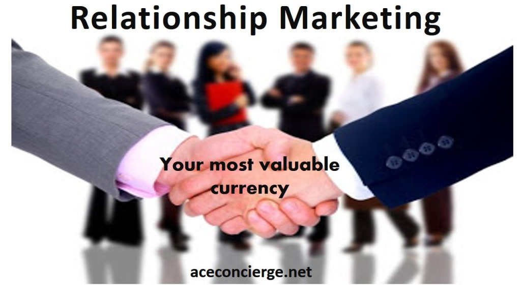 Relationship Marketing | Ace Concierge