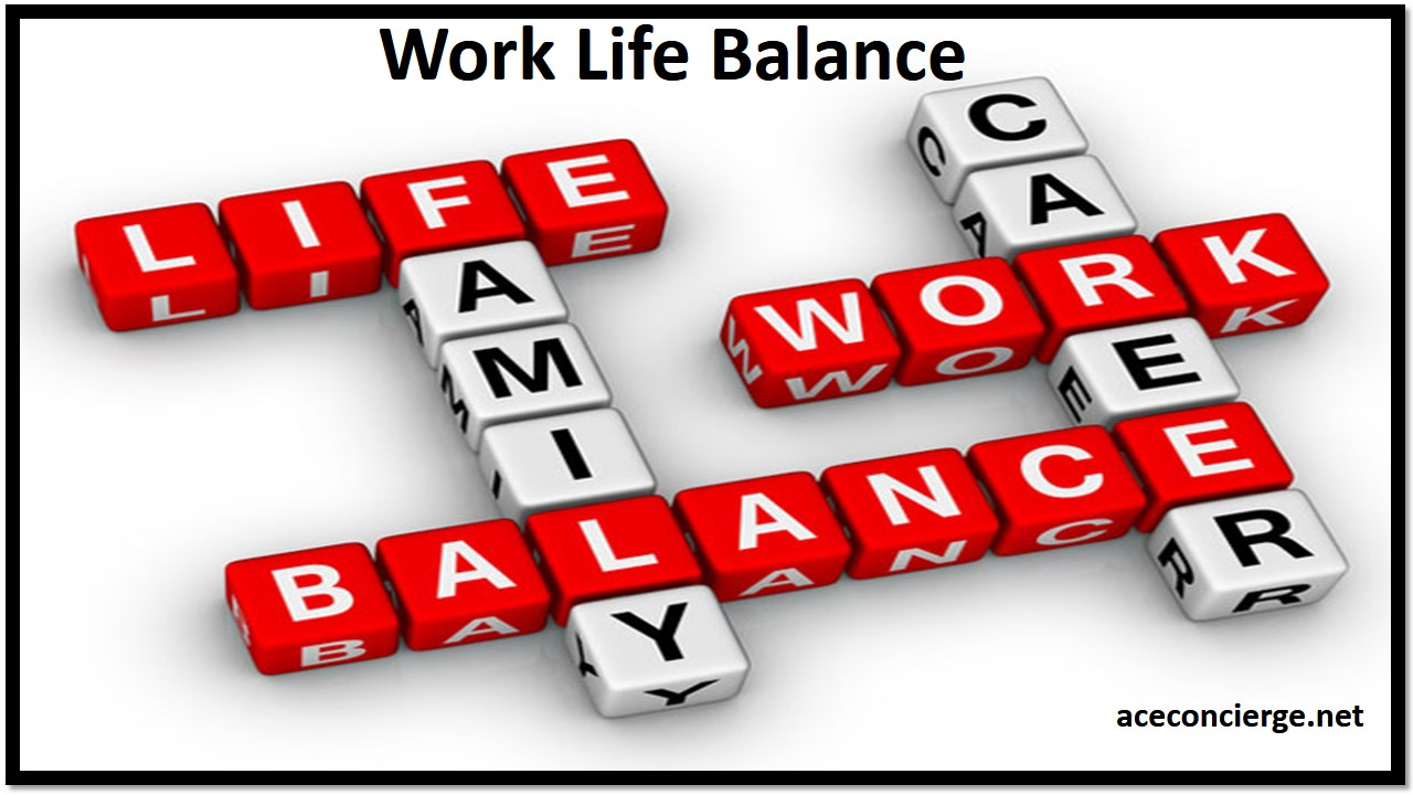 work life balance Wanting flexibility or work-life balance is the number one thing we hear all the time from candidates it's the number one reason why people are looking for a new job, by far, said heidi.