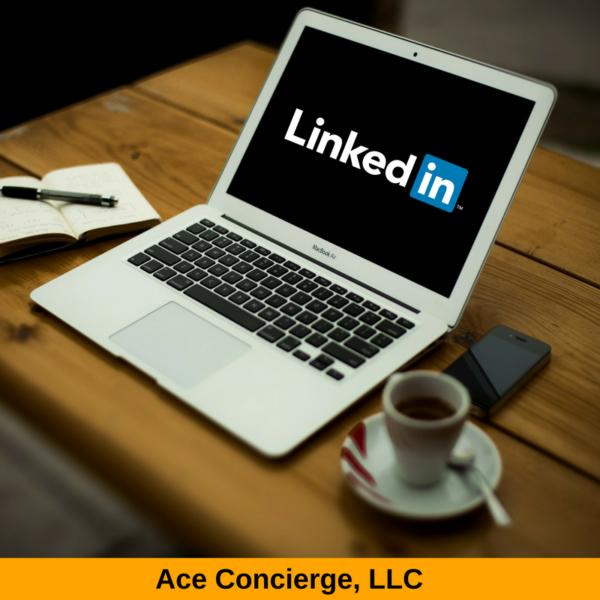 Optimize LinkedIn Profile Ace Concierge