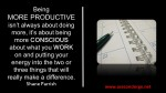 Ace Concierge Productivity KISS Tips