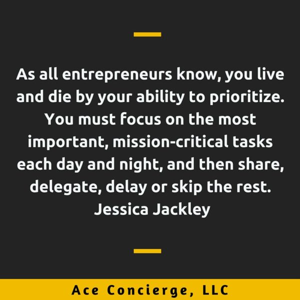 Ace Concierge Delegating