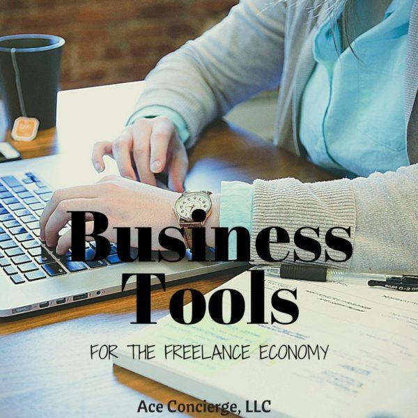 Freelance Economy Business tools
